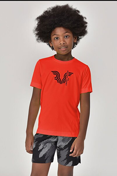 bilcee Mavi Erkek Çocuk T-Shirt GS-8143