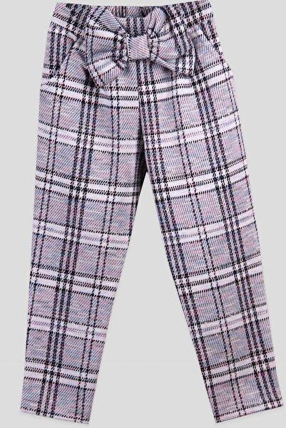 Breeze Kız Çocuk Tayt Pantolon Gri (3-8 Yaş)