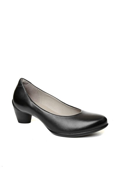 Ecco Kadın Black Klasik Topuklu Ayakkabı 2ECCW2018009