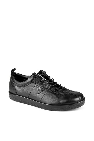 Ecco Kadın Black Oxford Ayakkabı 2ECCW2018022