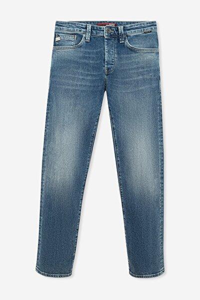 Erkek Pierre Mavi Premium Vintage Slim Jean 0020926642