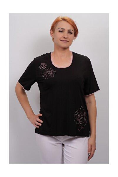 Sude Kadın Kagi Penye Bluz 2111