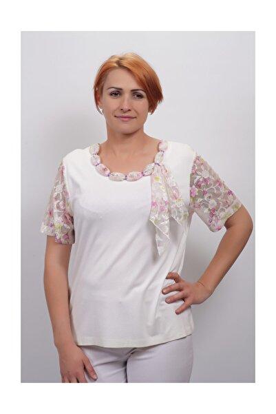 Sude Kadın Kagi Penye Bluz 2135
