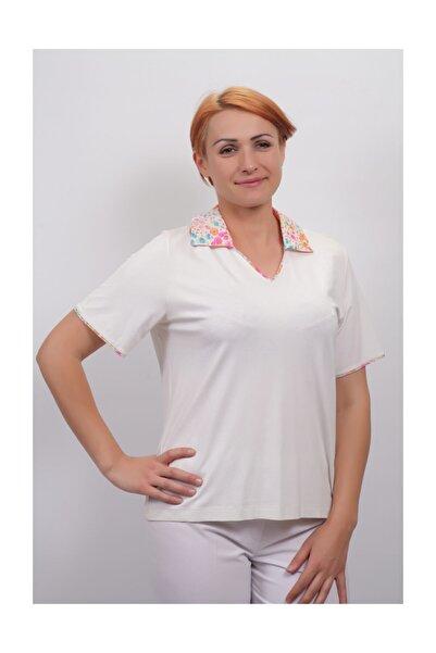 Sude Kadın Kagi Penye Bluz 2146