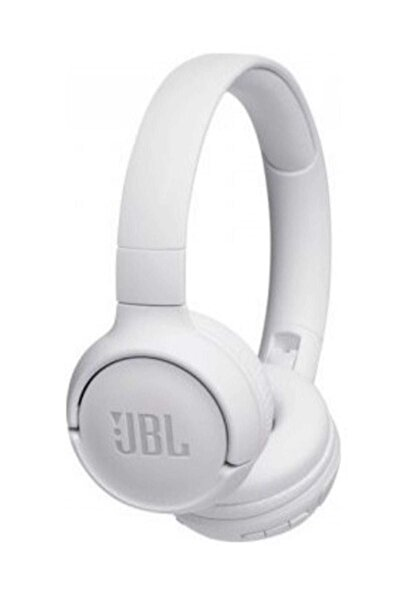 JBL T500BT Mikrofonlu Kulaküstü Kablosuz Beyaz Kulaklık