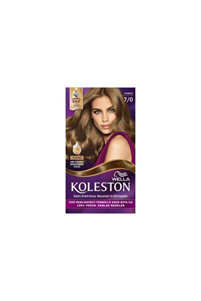 Koleston Set Krem Saç Boyası 7.0 Kumral