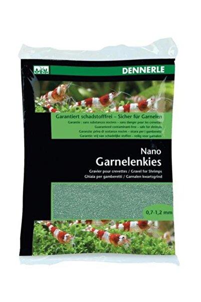 Dennerle Nano Gravel For Shrimps Java Green 0.7-1.2 mm 2 kg
