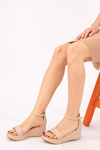 Fox Shoes Ten Kadın Sandalet H820505109