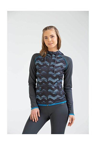 Kadın Tayt Sweat Takım Va-0006 Ewa Track Suit