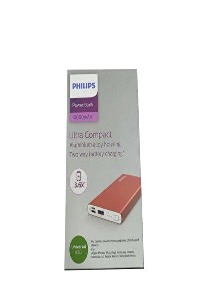 Philips Taşınabilir Şarj Aleti Power Bank 10.000 Mah
