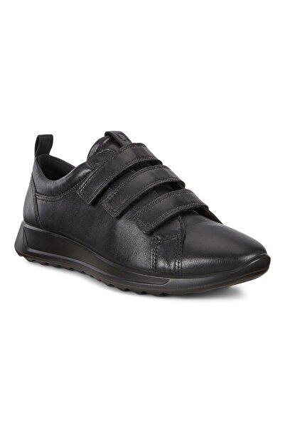 Ecco Kadın Sneaker Flexure Runner W Black Siyah 292353