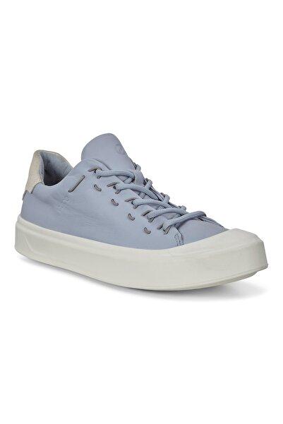 Ecco Kadın Sneaker Flexure T-Cap W Dusty Blue/Shadow White Mavi 221863