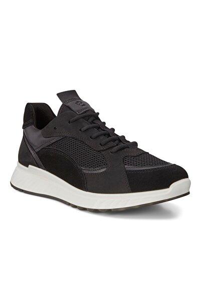 Ecco Kadın Sneaker St1 W Blackblackblackblack Siyah 836273