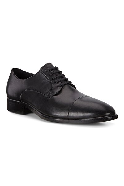 Ecco Erkek Klasik Ayakkabı Vitrus Mondial Black Siyah 523634