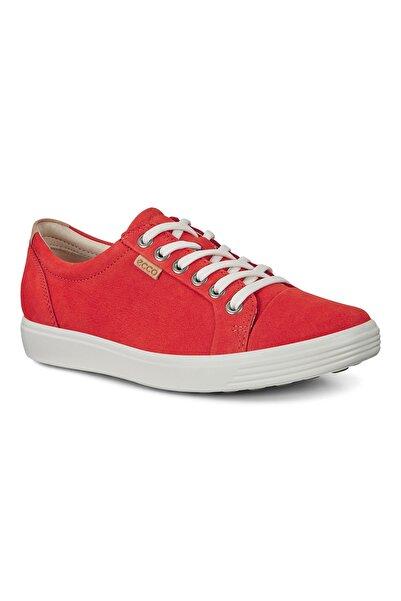 Ecco Kadın Sneaker Soft 7 W Fire Turuncu 430003