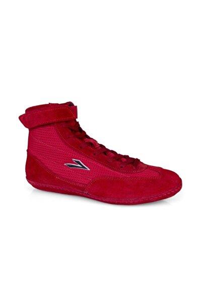 LIG Güreş Ayakkabısı Kırmızı 60