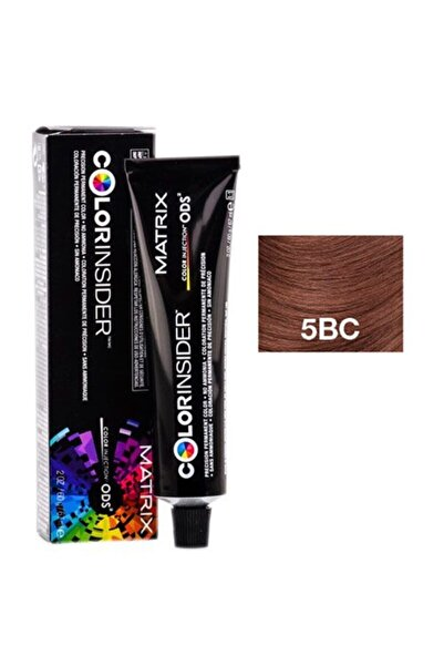 Matrix Color Insider Saç Boyası 5bc/5,54 Light Brown Copper