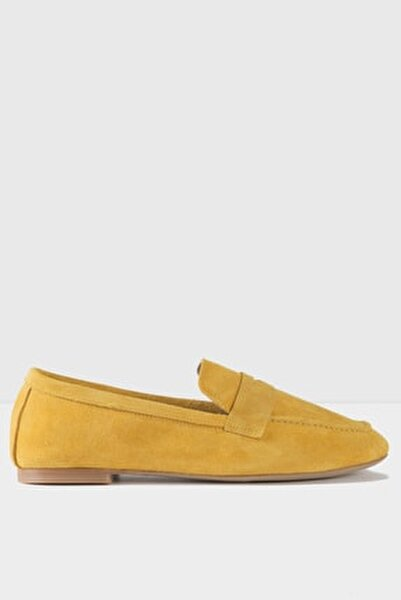 NUMERY-TR - Sarı Kadın Loafer