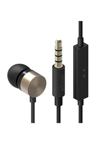 Elago E502M Control Talk In Kulaklık Altın - Siyah