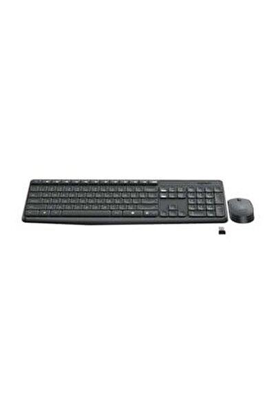 Mk235 Siyah Kablosuz Set 920-007925