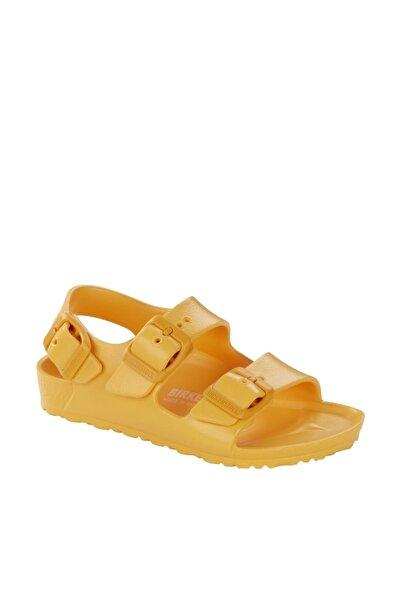 Birkenstock Mılano Eva Turuncu Sandalet 01015701