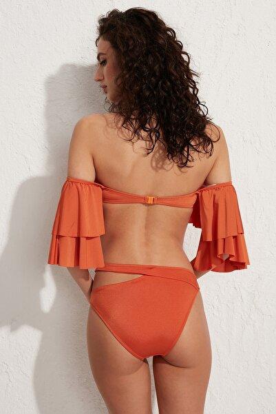 Helen Bikini Üstü Lm20107 Orange