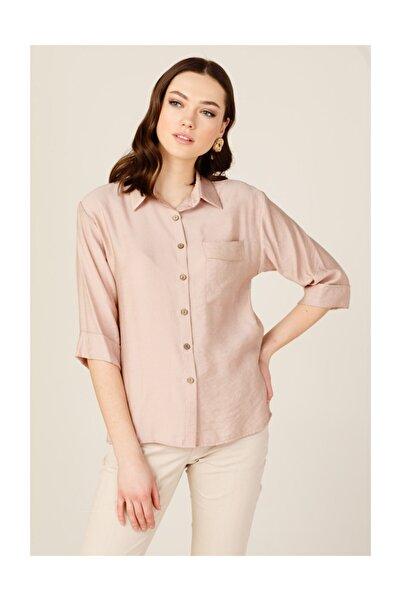 Tek Cepli Kadın Gömlek