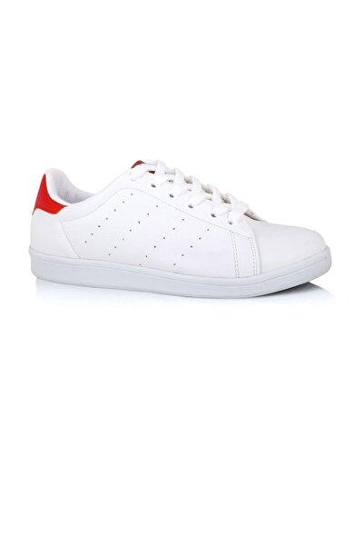 LIG Kadın Beyaz Spor Ayakkabı (18-01-80)
