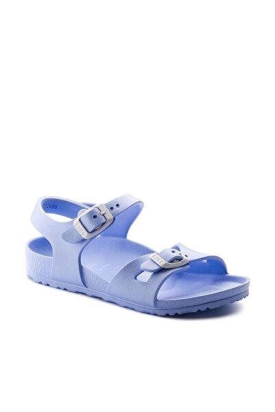 Birkenstock Rıo Kıds Eva Mavi Sandalet 00126153