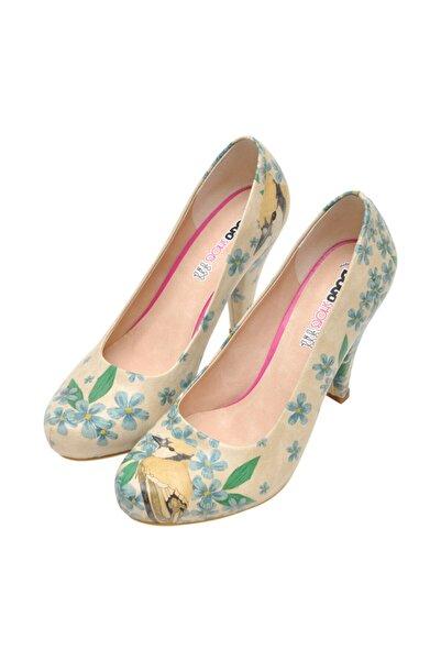 Dogo Nature Topuklu Kadın Ayakkabı