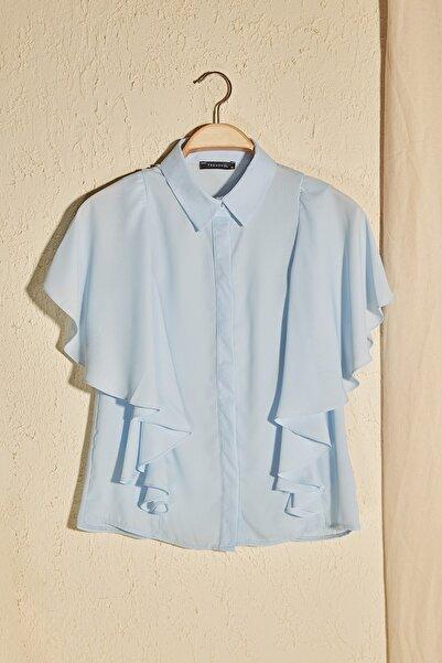 Mavi Basic Gömlek TWOSS20GO0472