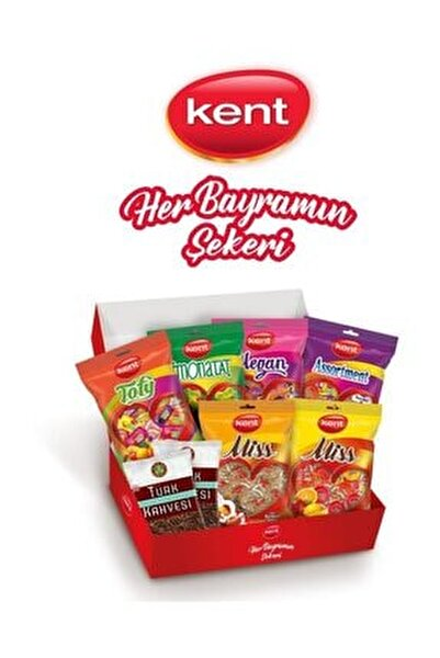 Bayramın Tadı Paketi Türk Kahvesi Hediyeli