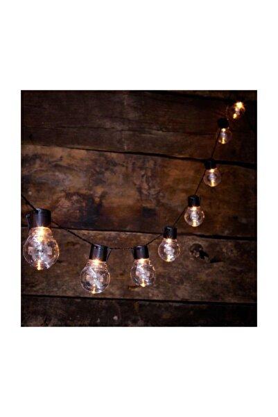 Dekoratif Ampul Led 10lu Süs Işık Pilli