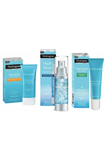 Neutrogena Hydro Boost City Shield Nemlendirici Set