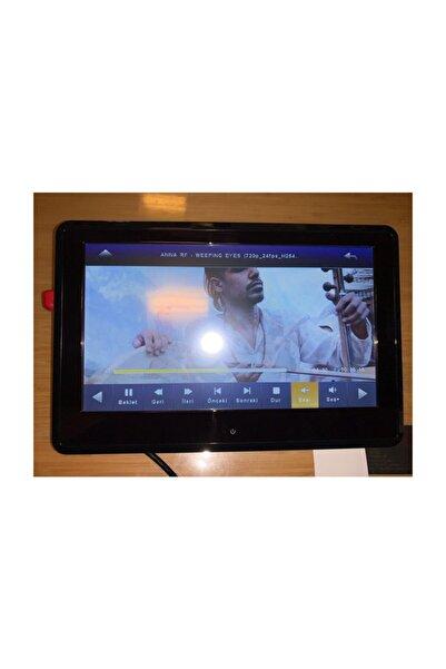 Daiichi Koltuk Arkası Kafalık Seti Dokunmatik Ekran Hdmı Giriş