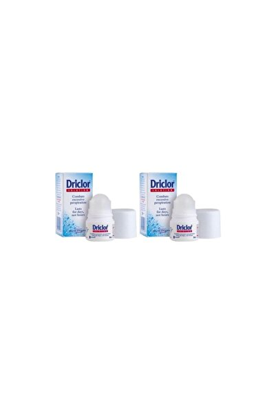 Driclor Roll On Deo. 20 ml 2 Li