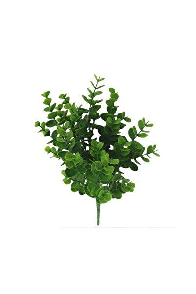 Nettenevime Yapay Çiçek Şimşir Demet Garnitür Yeşil Aradal Dekoratif Yapay Bitki