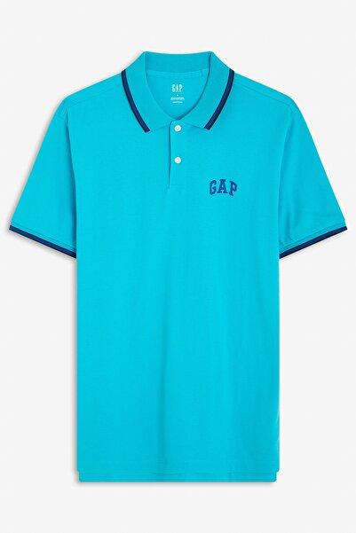 GAP Erkek Logo Polo Yaka T-Shirt 440725