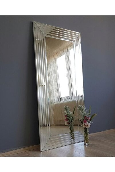 Vivense Neostill-Dekoratif Duvar Salon Ofis Boy Ayna 65X130Cm  A305-D