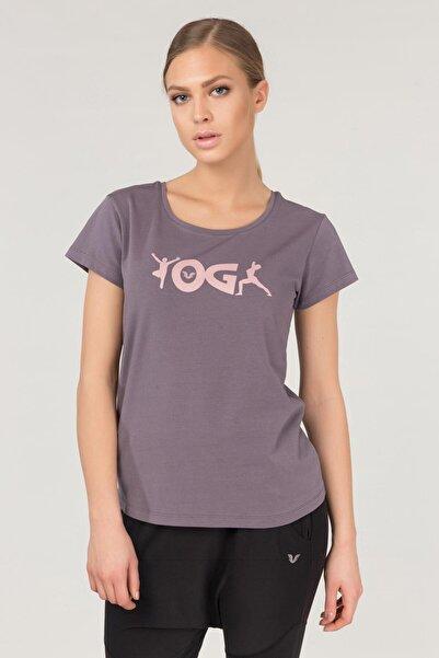 Likralı Pamuklu Kadın T-Shirt FS-4002
