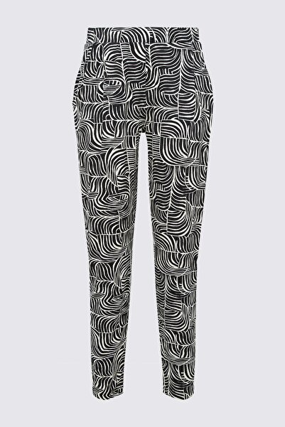 Marks & Spencer Kadın Siyah Pantolon T57006450H