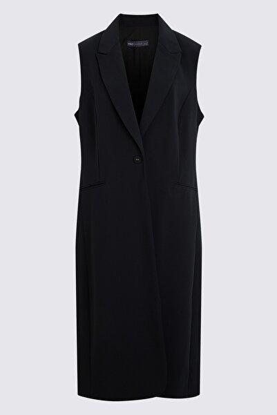 Marks & Spencer Kadın Siyah Yelek T59005604X