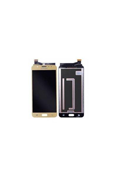Samsung Kdr Galaxy J7 Prime 2018 Servis Lcd Dokunmatik Ekran Gold
