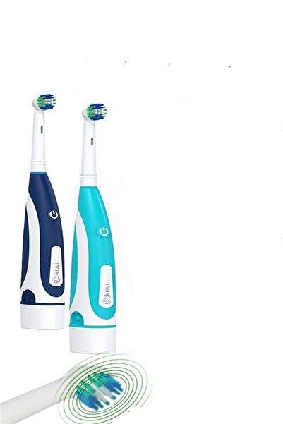 Kiwi Ktb6005 Pilli Dönen Başlıklı Diş Fırçası