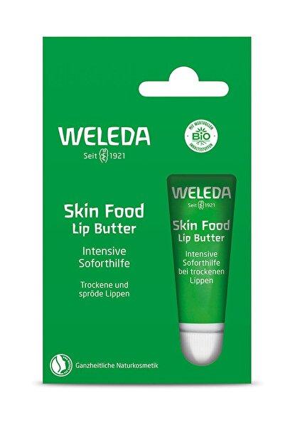Weleda Skin Food Organik Besleyici Dudak Balmı 8 ml 4001638501989