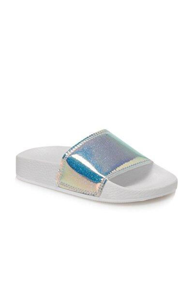 Arık.p Gümüş Kız Çocuk Deniz Ayakkabısı