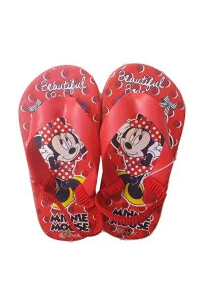 Minnie Mouse Yazlık Çocuk Terlik
