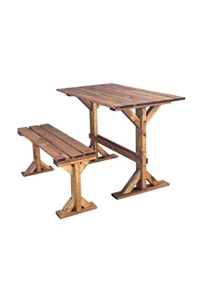 Weblonya Bahçe Masası Mutfak Yemek Masası 5141