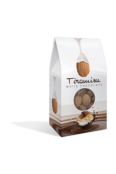 Tiramisu Kakao Kaplı Badem Draje 200g