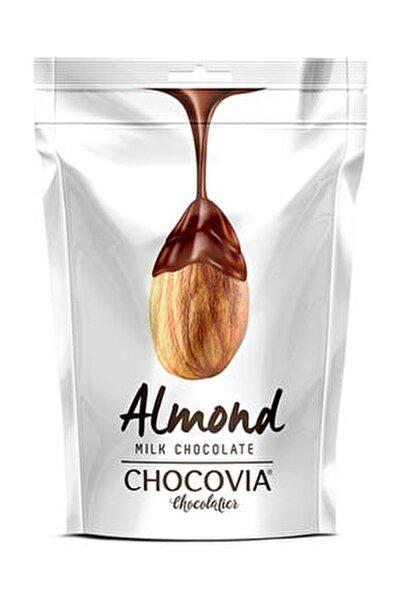 Sütlü Çikolatalı Bademli Draje 120g